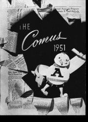 Page 4, 1951 Edition, William Allen High School - Comus Yearbook (Allentown, PA) online yearbook collection