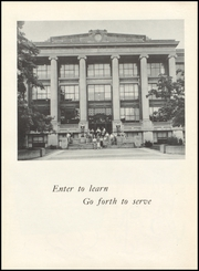 Page 12, 1953 Edition, William Allen High School - Comus Yearbook (Allentown, PA) online yearbook collection