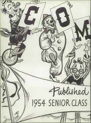 Page 6, 1954 Edition, William Allen High School - Comus Yearbook (Allentown, PA) online yearbook collection