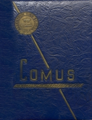 Page 1, 1955 Edition, William Allen High School - Comus Yearbook (Allentown, PA) online yearbook collection