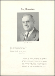 Page 10, 1955 Edition, William Allen High School - Comus Yearbook (Allentown, PA) online yearbook collection