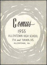 Page 7, 1955 Edition, William Allen High School - Comus Yearbook (Allentown, PA) online yearbook collection