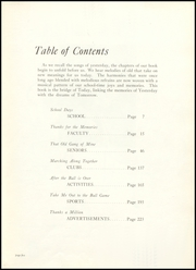 Page 9, 1955 Edition, William Allen High School - Comus Yearbook (Allentown, PA) online yearbook collection