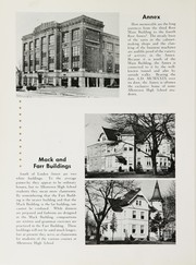 Page 16, 1958 Edition, William Allen High School - Comus Yearbook (Allentown, PA) online yearbook collection