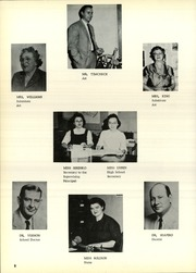 Page 12, 1958 Edition, Frazier High School - Commodore Yearbook (Perryopolis, PA) online yearbook collection