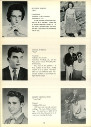 Page 16, 1958 Edition, Frazier High School - Commodore Yearbook (Perryopolis, PA) online yearbook collection