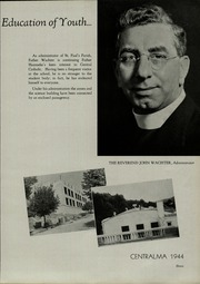Page 15, 1944 Edition, Central Catholic High School - Centralma Yearbook (Reading, PA) online yearbook collection