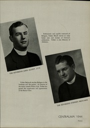 Page 17, 1944 Edition, Central Catholic High School - Centralma Yearbook (Reading, PA) online yearbook collection