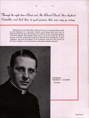Page 15, 1949 Edition, Central Catholic High School - Centralma Yearbook (Reading, PA) online yearbook collection