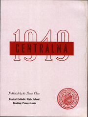 Page 5, 1949 Edition, Central Catholic High School - Centralma Yearbook (Reading, PA) online yearbook collection