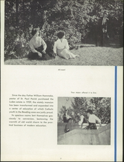 Page 11, 1956 Edition, Central Catholic High School - Centralma Yearbook (Reading, PA) online yearbook collection