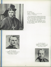 Page 16, 1956 Edition, Central Catholic High School - Centralma Yearbook (Reading, PA) online yearbook collection