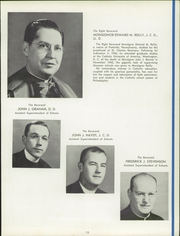 Page 17, 1956 Edition, Central Catholic High School - Centralma Yearbook (Reading, PA) online yearbook collection