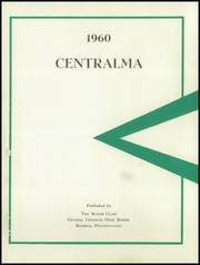 Page 5, 1960 Edition, Central Catholic High School - Centralma Yearbook (Reading, PA) online yearbook collection