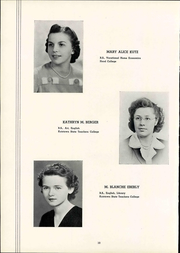 Page 16, 1944 Edition, Oley Valley High School - Olean Yearbook (Oley, PA) online yearbook collection