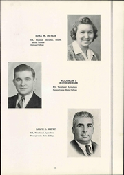 Page 17, 1944 Edition, Oley Valley High School - Olean Yearbook (Oley, PA) online yearbook collection