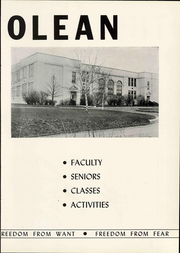 Page 9, 1944 Edition, Oley Valley High School - Olean Yearbook (Oley, PA) online yearbook collection