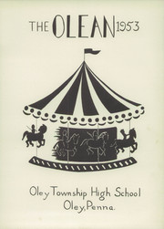 Page 7, 1953 Edition, Oley Valley High School - Olean Yearbook (Oley, PA) online yearbook collection