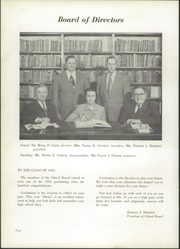 Page 12, 1955 Edition, Oley Valley High School - Olean Yearbook (Oley, PA) online yearbook collection