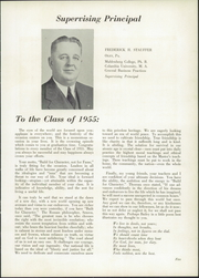 Page 13, 1955 Edition, Oley Valley High School - Olean Yearbook (Oley, PA) online yearbook collection