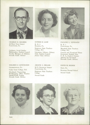 Page 16, 1955 Edition, Oley Valley High School - Olean Yearbook (Oley, PA) online yearbook collection