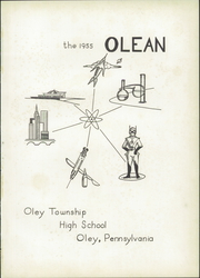 Page 5, 1955 Edition, Oley Valley High School - Olean Yearbook (Oley, PA) online yearbook collection