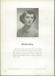 Page 8, 1955 Edition, Oley Valley High School - Olean Yearbook (Oley, PA) online yearbook collection