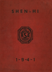 1941 Edition, Shenango High School - Shen Hi Yearbook (New Castle, PA)