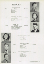 Page 15, 1939 Edition, Camp Hill High School - Camillon Yearbook (Camp Hill, PA) online yearbook collection