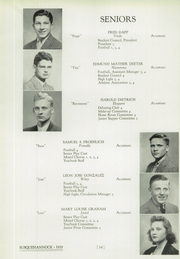 Page 16, 1939 Edition, Camp Hill High School - Camillon Yearbook (Camp Hill, PA) online yearbook collection