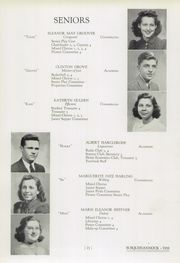 Page 17, 1939 Edition, Camp Hill High School - Camillon Yearbook (Camp Hill, PA) online yearbook collection