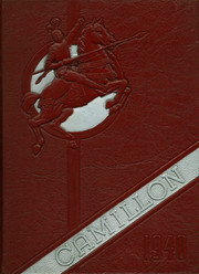 Page 1, 1940 Edition, Camp Hill High School - Camillon Yearbook (Camp Hill, PA) online yearbook collection