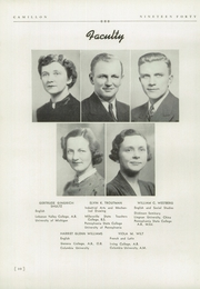 Page 14, 1940 Edition, Camp Hill High School - Camillon Yearbook (Camp Hill, PA) online yearbook collection