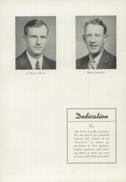 Page 7, 1940 Edition, Camp Hill High School - Camillon Yearbook (Camp Hill, PA) online yearbook collection