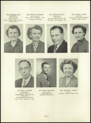 Page 12, 1951 Edition, Camp Hill High School - Camillon Yearbook (Camp Hill, PA) online yearbook collection