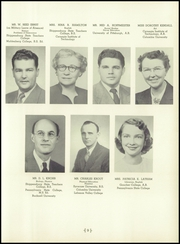 Page 13, 1951 Edition, Camp Hill High School - Camillon Yearbook (Camp Hill, PA) online yearbook collection