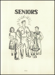 Page 15, 1951 Edition, Camp Hill High School - Camillon Yearbook (Camp Hill, PA) online yearbook collection