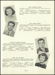 Page 17, 1951 Edition, Camp Hill High School - Camillon Yearbook (Camp Hill, PA) online yearbook collection
