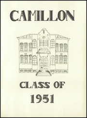 Page 5, 1951 Edition, Camp Hill High School - Camillon Yearbook (Camp Hill, PA) online yearbook collection