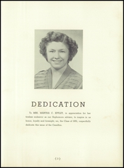 Page 7, 1951 Edition, Camp Hill High School - Camillon Yearbook (Camp Hill, PA) online yearbook collection