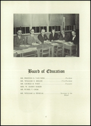 Page 10, 1952 Edition, Camp Hill High School - Camillon Yearbook (Camp Hill, PA) online yearbook collection