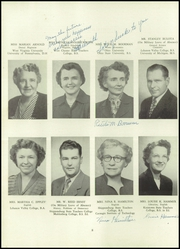 Page 12, 1952 Edition, Camp Hill High School - Camillon Yearbook (Camp Hill, PA) online yearbook collection