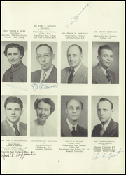 Page 13, 1952 Edition, Camp Hill High School - Camillon Yearbook (Camp Hill, PA) online yearbook collection