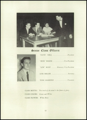 Page 16, 1952 Edition, Camp Hill High School - Camillon Yearbook (Camp Hill, PA) online yearbook collection