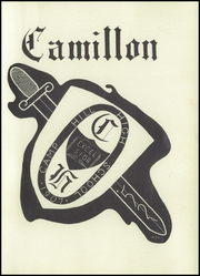 Page 5, 1952 Edition, Camp Hill High School - Camillon Yearbook (Camp Hill, PA) online yearbook collection