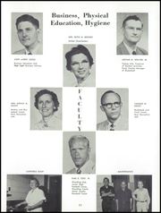 Page 15, 1959 Edition, Camp Hill High School - Camillon Yearbook (Camp Hill, PA) online yearbook collection