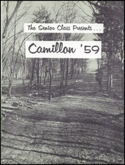Page 5, 1959 Edition, Camp Hill High School - Camillon Yearbook (Camp Hill, PA) online yearbook collection