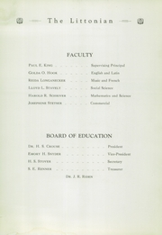 Page 7, 1934 Edition, Littlestown High School - Littonian Yearbook (Littlestown, PA) online yearbook collection