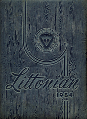 Page 1, 1954 Edition, Littlestown High School - Littonian Yearbook (Littlestown, PA) online yearbook collection