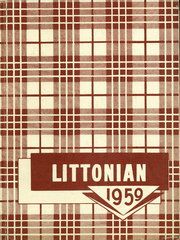 Page 1, 1959 Edition, Littlestown High School - Littonian Yearbook (Littlestown, PA) online yearbook collection